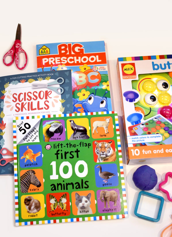 Fun Stuff to Get Preschoolers Excited about School