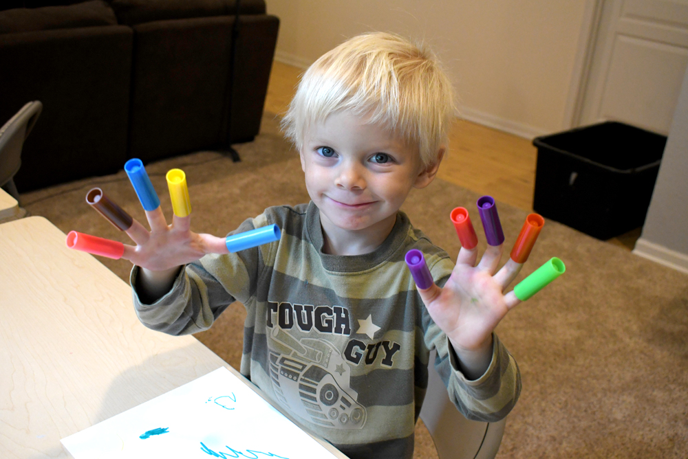 Preschool activities to help 3-year-old kids love learning