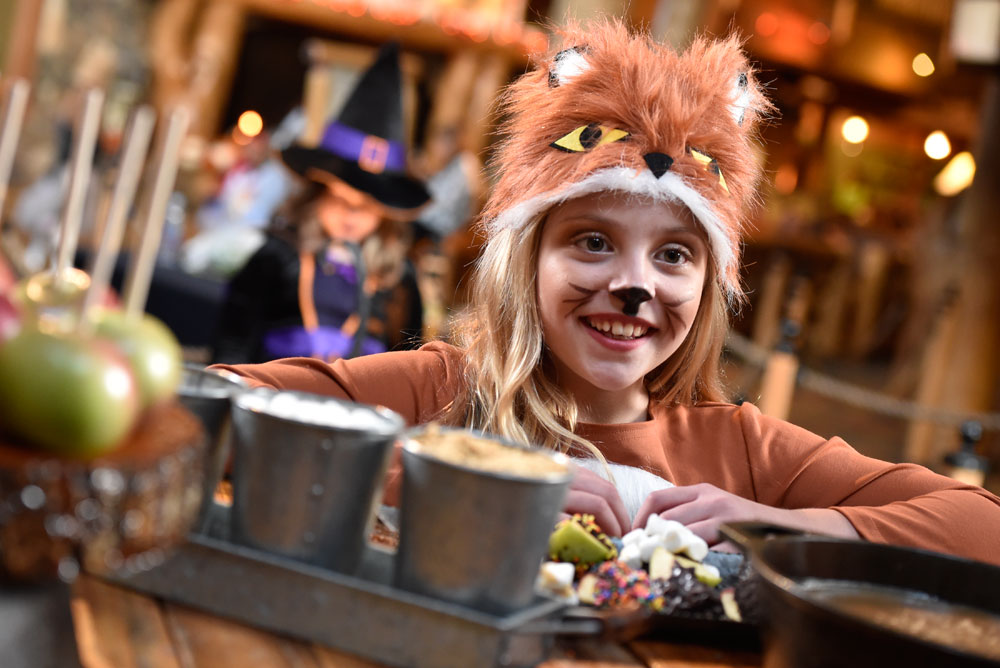 Great Wolf Lodge October activities for families and kids