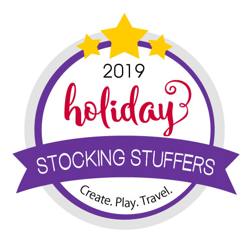 Holiday Stocking Stuffers Create Play Travel