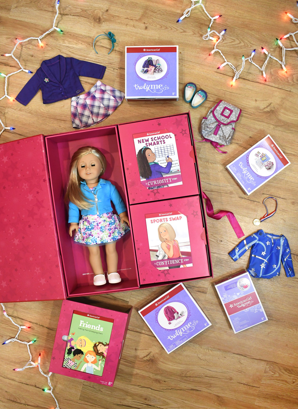 Design Your Own American Girl Gift Box Review