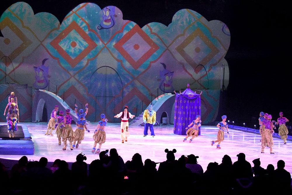 Disney on Ice Mickey's Search Party Aladdin