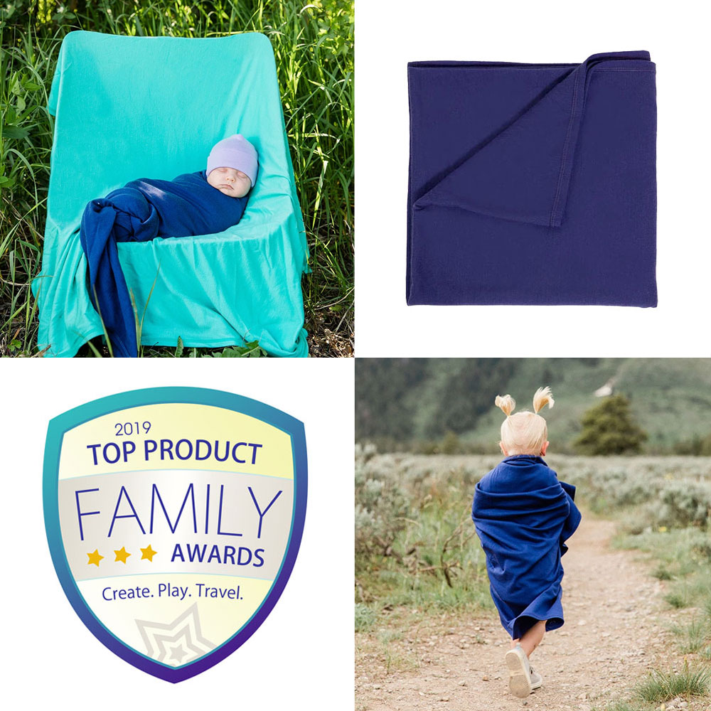 Top Product Family Awards – Iksplor Adventure Blanket & Swaddle