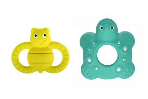 MAM Friends Teething Toy Stocking Stuffer Giveaway