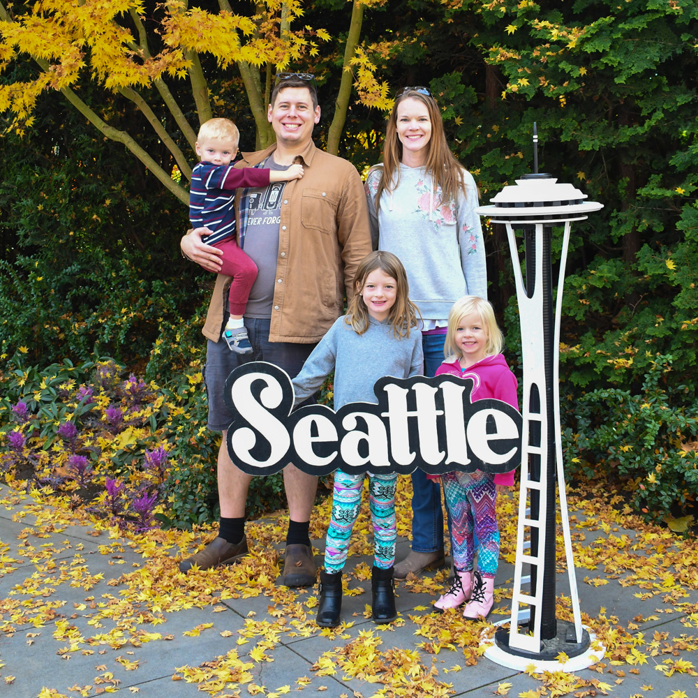 9 Places to Go with Kids in Downtown Seattle
