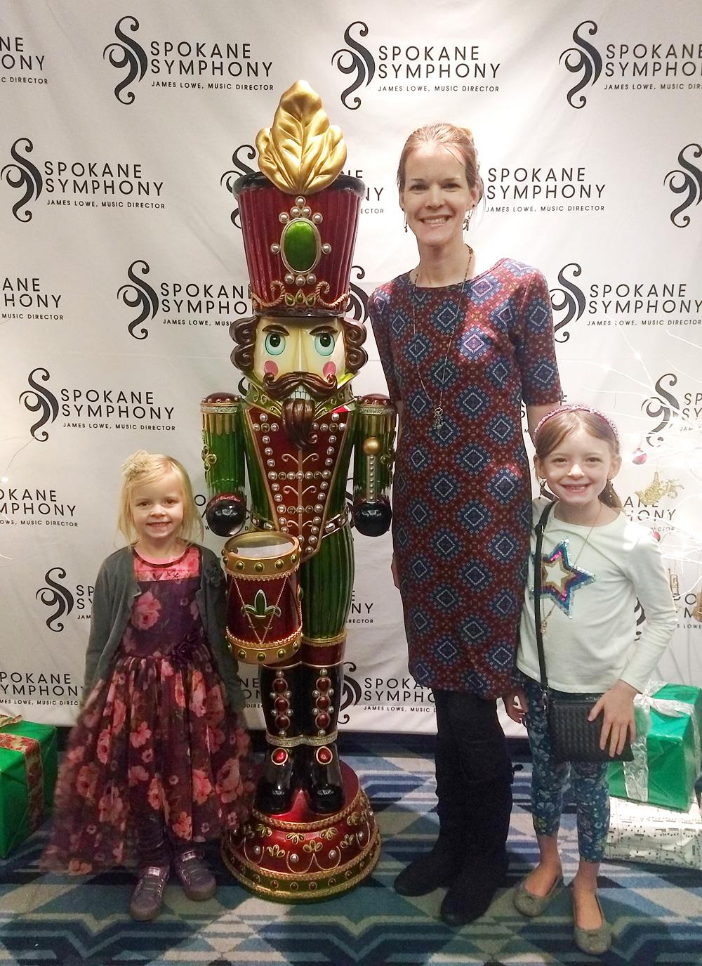 Family night Spokane Symphony and State Street Ballet Nutcracker