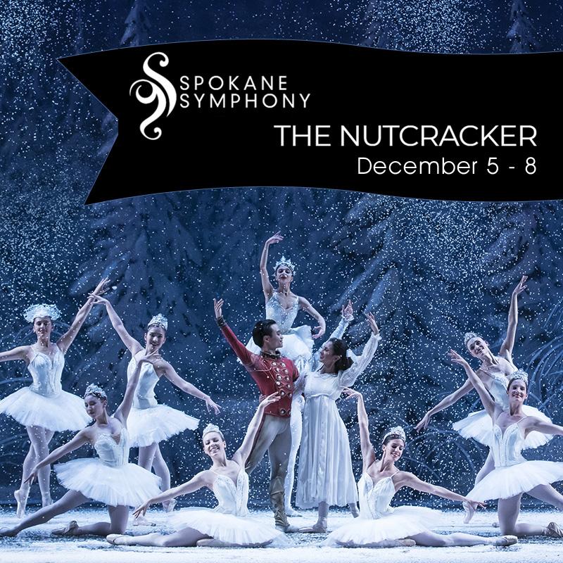 Experience Holiday Magic with Spokane Symphony & The Nutcracker