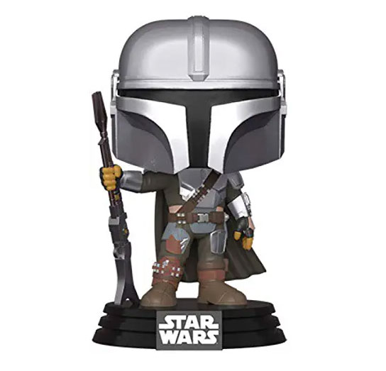 Mandalorian bobble head gift ideas for dad