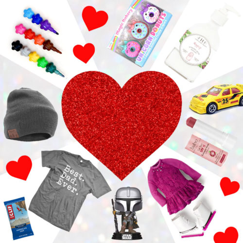 Valentine's Day Gift Ideas For the Whole Family