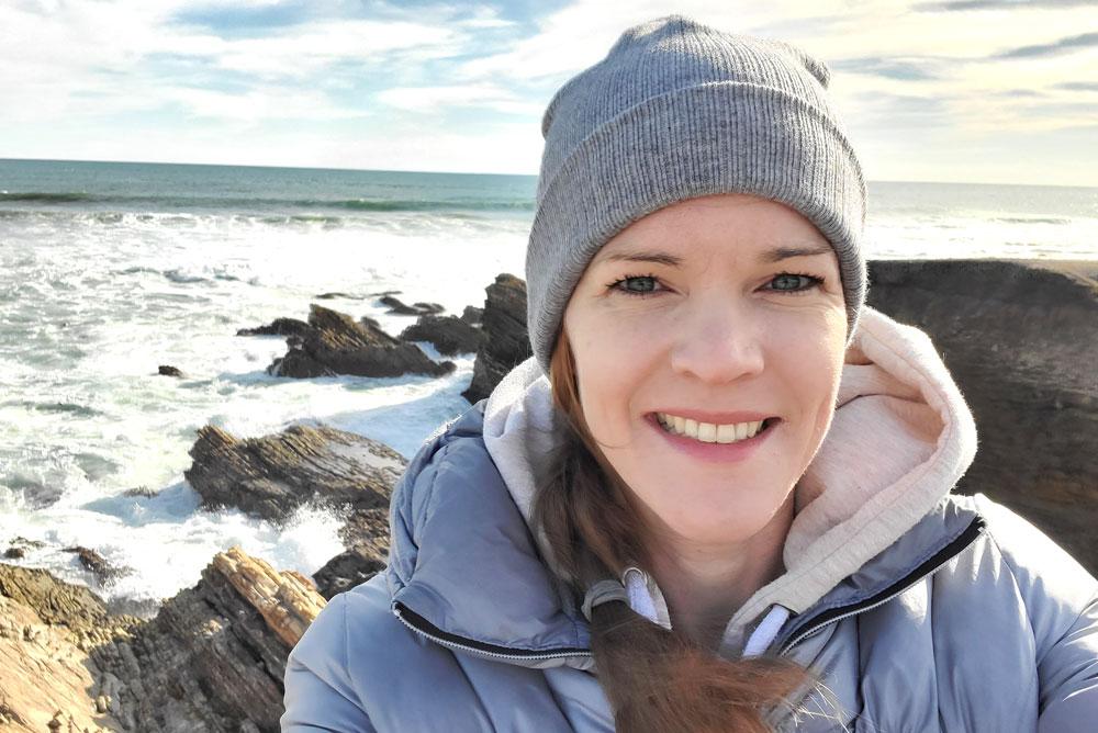 Montana de Oro family hike Katie Wallace