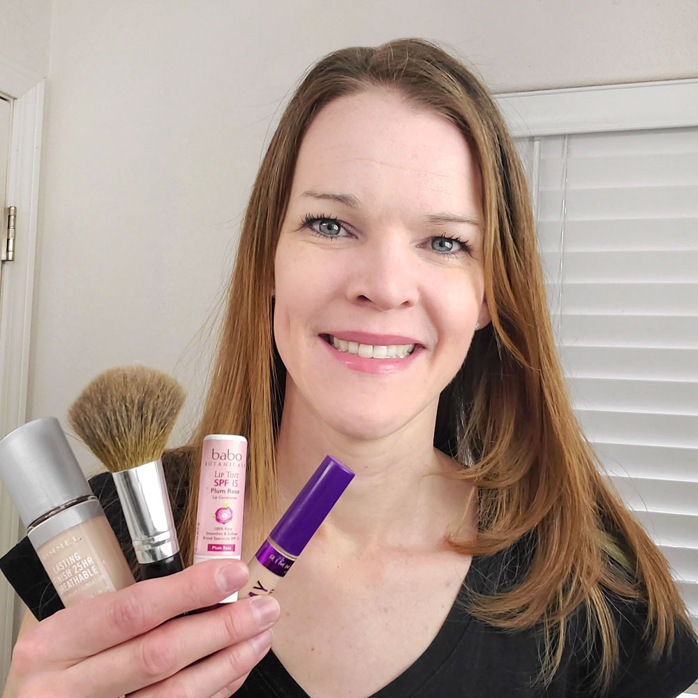 My Simple $50 Makeup Routine + Video Demonstration